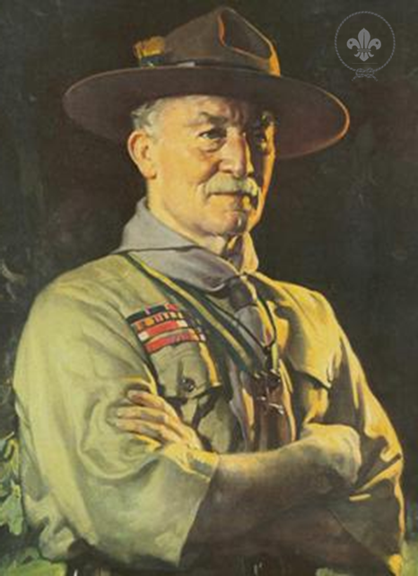 Robert Baden Powell Quotes Tropa 300